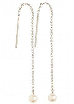Pearl Pull Earrings