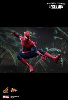 Hot Toys : The Amazing Spider-Man 2 - Spider-Man 1/6th scale Collectible Figure
