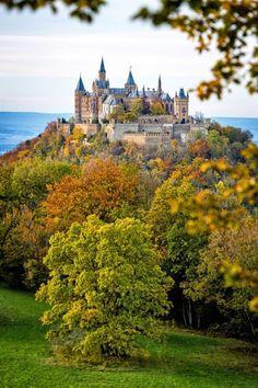 Castillo de Hohenzollern A ALEMANIAGoogle+
