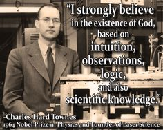 Charles Hard Townes Quote