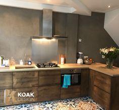 Koak Design Kitchen, Ikea Hack Kitchen cabinets with real massif European Oak doors create 100% your design. Door fronts for Ikea Method Kitchen