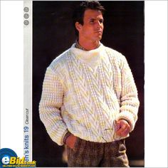 1000+ images about Knitting on Pinterest Jumpers, Chunky ...