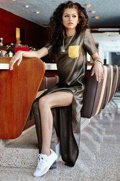 Zendaya Coleman shows her life in three looks: