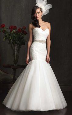 Fabulous! ~ Allure Bridals 2014