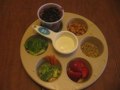 Tots and Me: Muffin Tin Monday: Creation Days 3