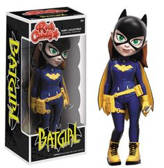 Rock Candy Modern Batgirl Vinyl collectibles Funko 2016 New #DCCOmics