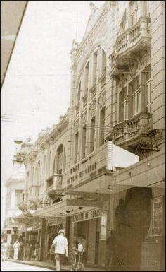 Boulevard Francisco de Paula Carneiro em Campos dos Goytacazes-RJ.