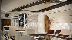 Step Inside the Custom Interior of This Boeing 787-9 Dreamliner Private Jet [VIDEO] | Aviation