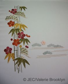 Japanese Embroidery Blog - Free Embroidery Patterns
