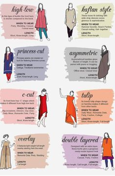 New diy fashion hacks clothes style Ideas Fashion Terminology, Fashion Terms, Fashion Advice, Look Fashion, Diy Fashion, Trendy Fashion, Fashion Dresses, Fashion Hacks, Fashion Sewing