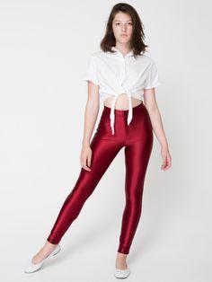 American Apparel - The Disco Pants $85.00