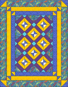Blocks for Briggs Quilt Pattern by CoveredByGrace2 on Etsy