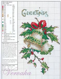 Christmas Cross Stitch & Much More...