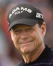 Tom Watson, golfer (British Open 1975, 77, 80, 82, 83), born, Sep. 4, 1949 in Kansas City, Missouri.