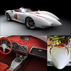 Mach Racer Speed Ferrari 250 Testarossa | mach5