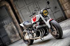 Honda CBX1000 by Tony's Toy Custom Motorcycles