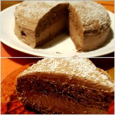 Čokoládový dort   Radek Mlýnek