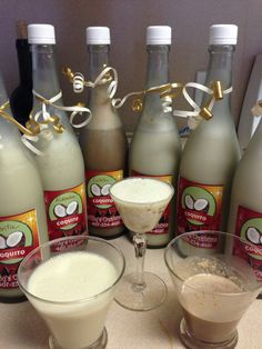 Coquito!! By Wildy's Creations!! Wildyscreations@gmail.com