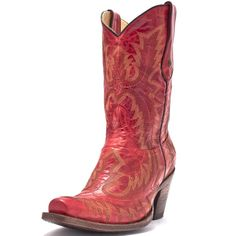 Cowboys red-shoes-and