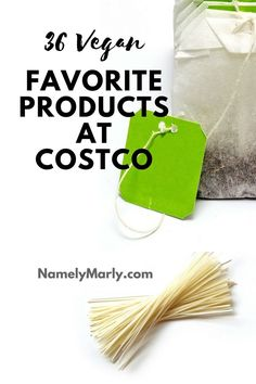Take a trip on the wild side and discover the 36 Favorite Vegan Products at Costco that are on our shopping list this week, from snacks to ingredients.