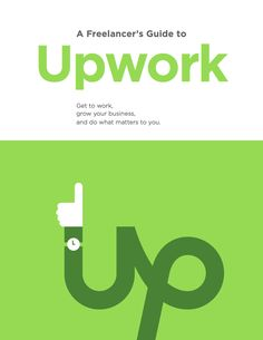 Learn key insights into how to make the most of the Upwork platform. You'll learn what you need to get started, land the best jobs, interact with your clients and a whole lot more. Gain that competitive edge and check out A Freelancer's Guide to Upwork today.