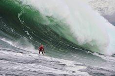 big waves northern ireland - Google Search