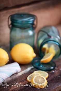 A Twist of Lemon by bstrung on Etsy