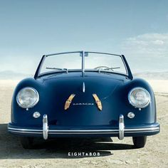 Your best travel mate. #porsche #356b #roadstar