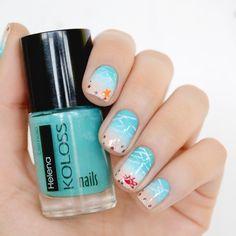 Sumer nail art | Nail art verão | Jess Vieira | Depois dos Quinze
