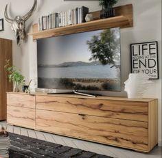 #tv #lowboard #unterschrank #fernsehschrank #wildeiche #wildkernbuche #wohnzimmer #einrichtung #möbel #wohnidee #massivholz #modern