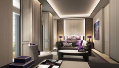 SCDA Hotel Development, Gurgaon, India- Standard Guestroom