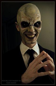 The Gentlemen make-up by Razputin on DeviantArt.