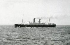 6 juli 1922 Tewaterlating van het passagiersschip ss 'Volendam'   http://koopvaardij.blogspot.nl/2015/07/6-juli-1922.html