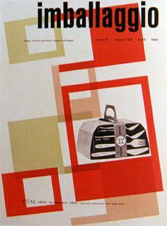 Max Huber - Imballaggio