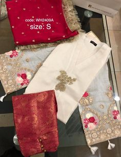 AGHANOOR  Ready to wear stitched collection‼️ Pakistani Fancy Dresses, Desi Wedding Dresses, Pakistani Dress Design, Pakistani Outfits, Jamawar Dresses, Simple Dress Pattern, Fancy Dress Design, Beautiful Suit, Girls Dress Up