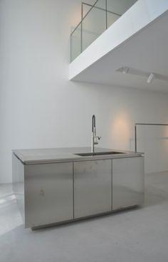 Townhouse Oberwall | kitchen . Küche . cuisine | Design: Studiorundholz | Architekt: apool |