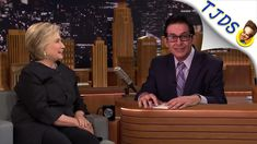 Thank You, Hillary! Our Response To The Tonight Show's Hillary Love Fest  Thank you @HillaryClinton , for being such an incompetent candidate that the country got President Trump who will #MAGA !
