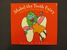 Kids love this book! I have them draw tooth fairies after reading.