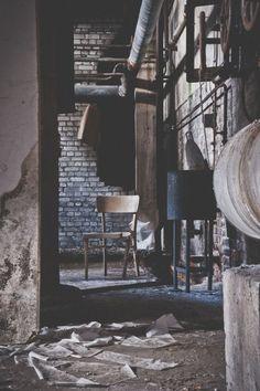 Urbex urban exploring abandoned