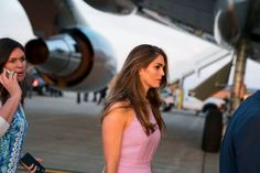 Hope Hicks Will Be Trumps Interim Communications Director