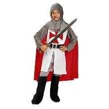 Disfarce Infantil Cavaleiro Medieval