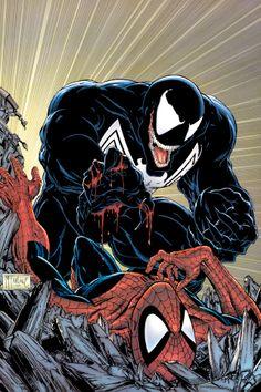 Spiderman-by-Todd-Mcfarlane