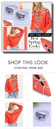 """""""OSHOPLIVE.COM  13"""" by k-lole ❤ liked on Polyvore featuring Malone Souliers and H&M"""
