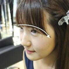 Light-weight See-Through Bangs is very popular among the young Koreans these days. So what are the features of a See-Through Bangs? Asian Hair Bangs, Korean Bangs Hairstyle, Short Hair With Bangs, Japanese Hairstyle, Haircuts With Bangs, Short Hair Styles, Box Braids Hairstyles, Trendy Hairstyles, See Through Bangs