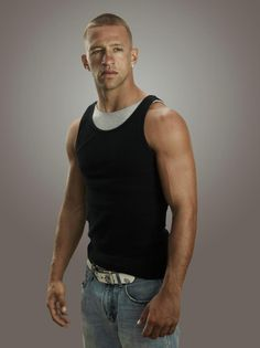 Jay Paul from Swamp people:)