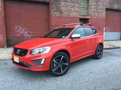 The 2015 Volvo XC60 T6 R-Design has plenty of power and a degree of driving finesse that makes it a compelling choice in the luxury crossover market.