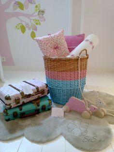 Cestas y maletas de viaje infantil