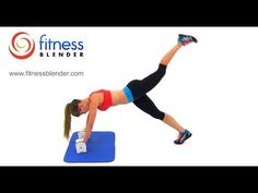 Cardio Butt Buster - No Excuses, No Equipment Cardio Workout