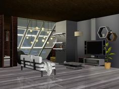 Everette Living Room by sim_man123 - Sims 3 Downloads CC Caboodle