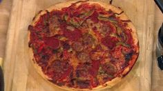 You can make pizza right in your skillet! Try Chef Spike Mendelsohn's Sausage &…